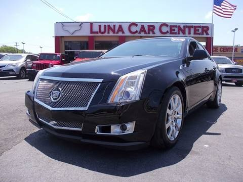 2008 Cadillac STS for sale at LUNA CAR CENTER in San Antonio TX
