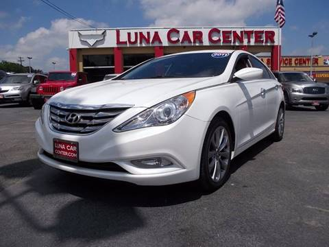 2011 Hyundai Sonata for sale at LUNA CAR CENTER in San Antonio TX