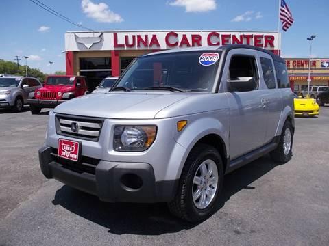 2008 Honda Element for sale at LUNA CAR CENTER in San Antonio TX