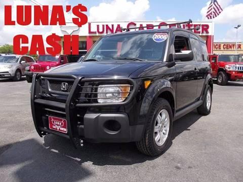 2006 Honda Element for sale at LUNA CAR CENTER in San Antonio TX