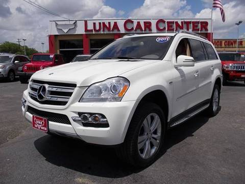 2011 Mercedes-Benz GL-Class for sale at LUNA CAR CENTER in San Antonio TX