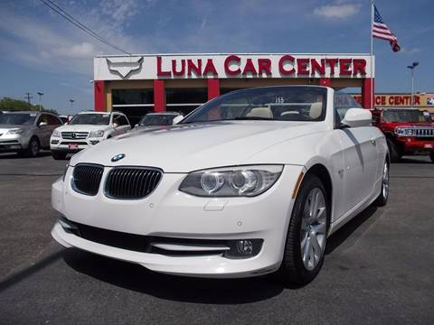2012 BMW 3 Series for sale at LUNA CAR CENTER in San Antonio TX