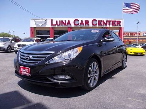 2014 Hyundai Sonata for sale at LUNA CAR CENTER in San Antonio TX