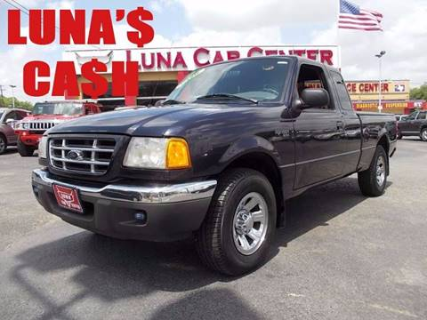 2002 Ford Ranger for sale at LUNA CAR CENTER in San Antonio TX