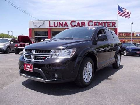 2015 Dodge Journey for sale at LUNA CAR CENTER in San Antonio TX