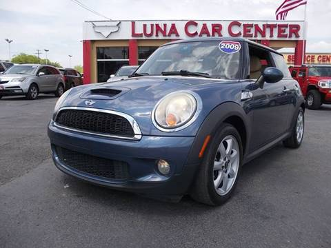 2009 MINI Cooper for sale at LUNA CAR CENTER in San Antonio TX