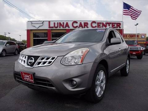 2011 Nissan Rogue for sale at LUNA CAR CENTER in San Antonio TX