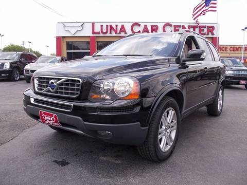 2011 Volvo XC90 for sale at LUNA CAR CENTER in San Antonio TX