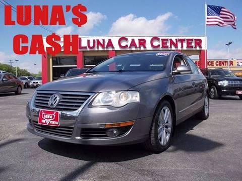 2007 Volkswagen Passat for sale at LUNA CAR CENTER in San Antonio TX