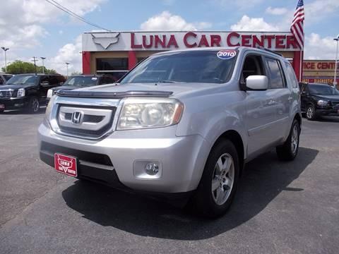 2010 Honda Pilot for sale at LUNA CAR CENTER in San Antonio TX