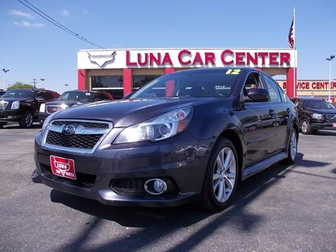 2013 Subaru Legacy for sale at LUNA CAR CENTER in San Antonio TX