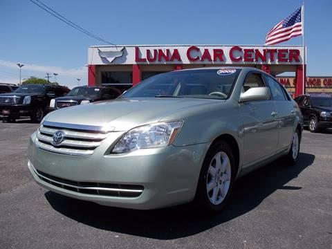 2005 Toyota Avalon for sale at LUNA CAR CENTER in San Antonio TX