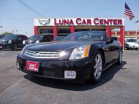 2007 Cadillac XLR for sale at LUNA CAR CENTER in San Antonio TX