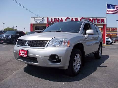 2011 Mitsubishi Endeavor for sale at LUNA CAR CENTER in San Antonio TX