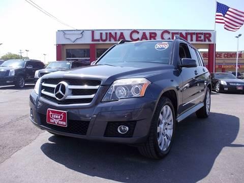 2010 Mercedes-Benz GLK for sale at LUNA CAR CENTER in San Antonio TX