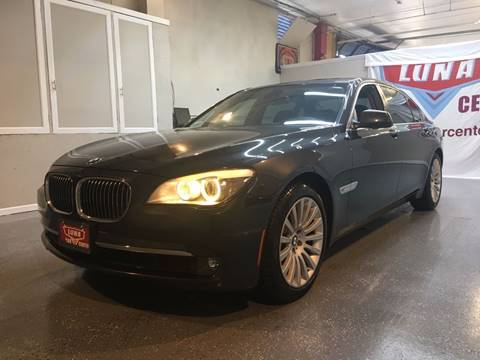 2012 BMW 7 Series for sale in San Antonio, TX