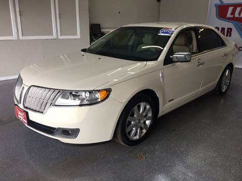 2012 Lincoln MKZ Hybrid for sale at LUNA CAR CENTER in San Antonio TX