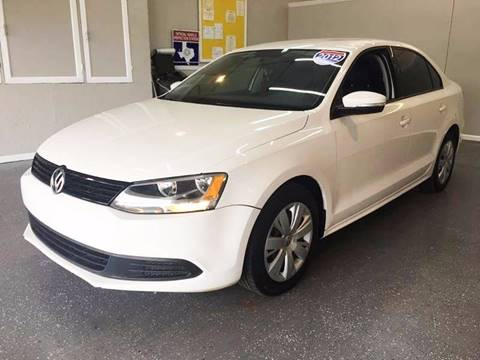 2012 Volkswagen Jetta for sale at LUNA CAR CENTER in San Antonio TX