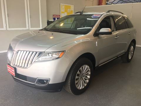 2013 Lincoln MKX for sale in San Antonio, TX