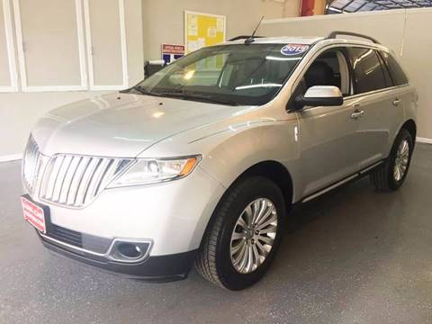2013 Lincoln MKX for sale at LUNA CAR CENTER in San Antonio TX