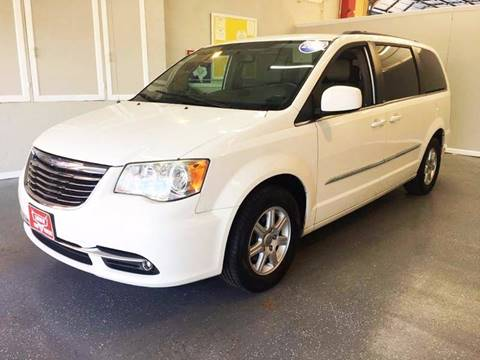 2012 Chrysler Town and Country for sale at LUNA CAR CENTER in San Antonio TX