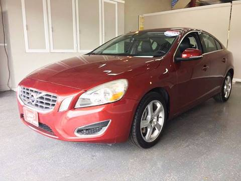 2012 Volvo S60 for sale at LUNA CAR CENTER in San Antonio TX