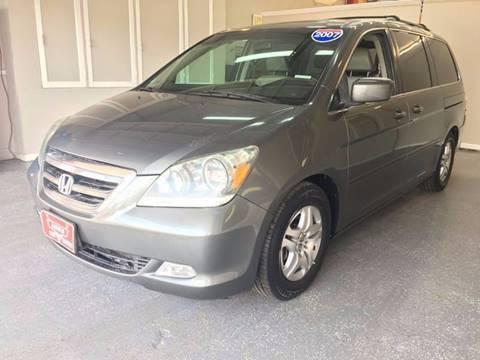 2007 Honda Odyssey for sale at LUNA CAR CENTER in San Antonio TX