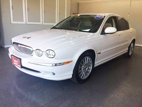 2007 Jaguar X-Type for sale at LUNA CAR CENTER in San Antonio TX
