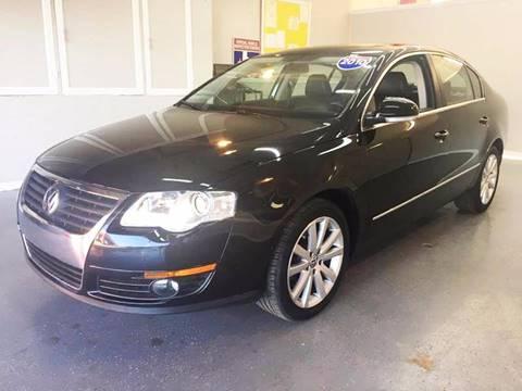 2010 Volkswagen Passat for sale at LUNA CAR CENTER in San Antonio TX
