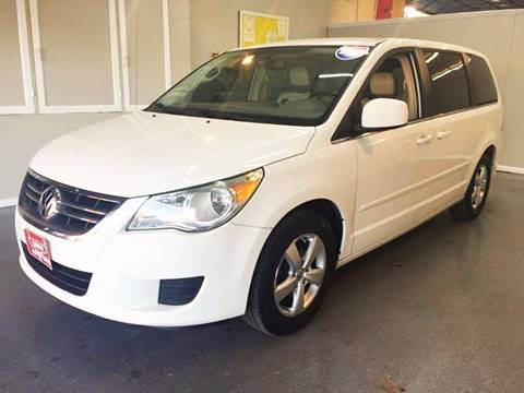 2010 Volkswagen Routan for sale at LUNA CAR CENTER in San Antonio TX