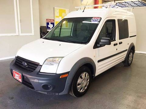 2013 Ford Transit Connect for sale at LUNA CAR CENTER in San Antonio TX