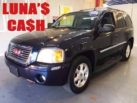 2008 GMC Envoy for sale at LUNA CAR CENTER in San Antonio TX