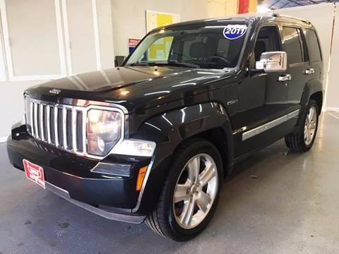 2011 Jeep Liberty for sale at LUNA CAR CENTER in San Antonio TX