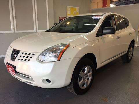 2010 Nissan Rogue for sale at LUNA CAR CENTER in San Antonio TX