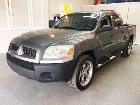 2007 Mitsubishi Raider for sale at LUNA CAR CENTER in San Antonio TX
