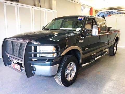 2006 Ford F-350 Super Duty for sale at LUNA CAR CENTER in San Antonio TX