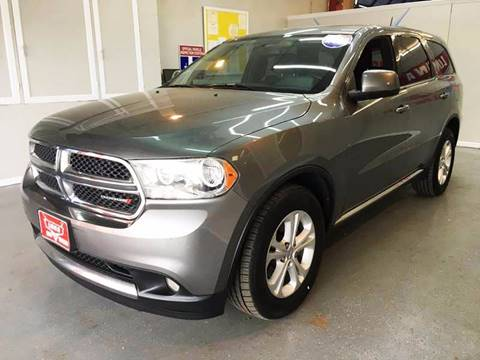2013 Dodge Durango for sale at LUNA CAR CENTER in San Antonio TX
