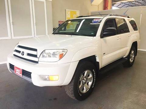 2004 Toyota 4Runner for sale at LUNA CAR CENTER in San Antonio TX