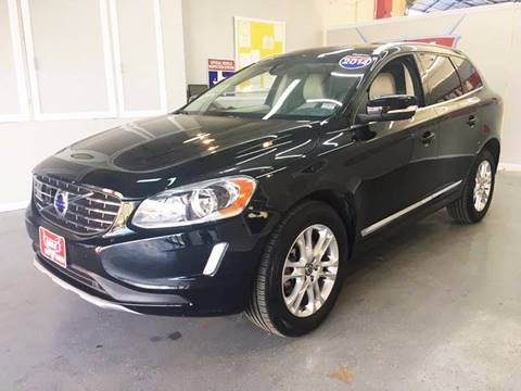 2014 Volvo XC60 for sale at LUNA CAR CENTER in San Antonio TX