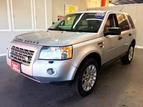 2008 Land Rover LR2 for sale at LUNA CAR CENTER in San Antonio TX