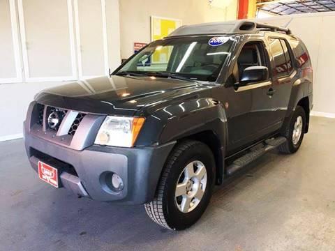 2008 Nissan Xterra for sale at LUNA CAR CENTER in San Antonio TX