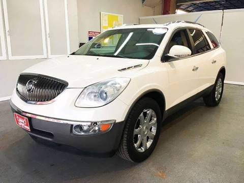 2008 Buick Enclave for sale at LUNA CAR CENTER in San Antonio TX