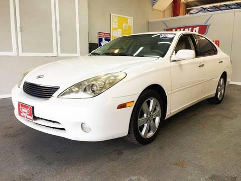 2005 Lexus ES 330 for sale at LUNA CAR CENTER in San Antonio TX