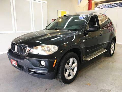 2009 BMW X5 for sale at LUNA CAR CENTER in San Antonio TX
