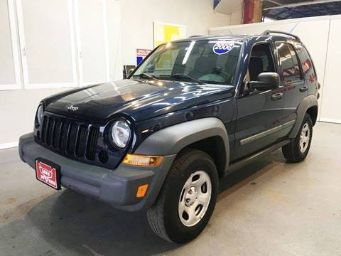 2006 Jeep Liberty for sale at LUNA CAR CENTER in San Antonio TX