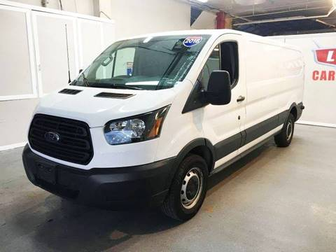 2016 Ford Transit Cargo for sale at LUNA CAR CENTER in San Antonio TX