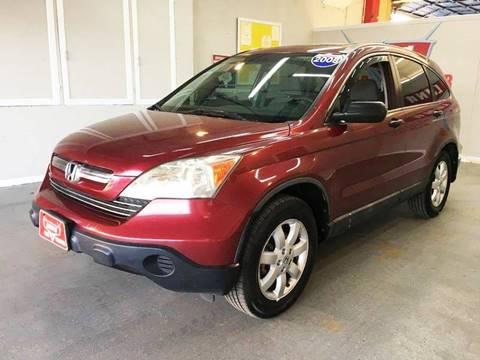 2008 Honda CR-V for sale at LUNA CAR CENTER in San Antonio TX