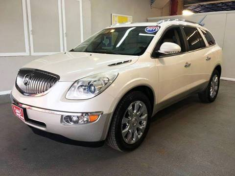 2011 Buick Enclave for sale at LUNA CAR CENTER in San Antonio TX