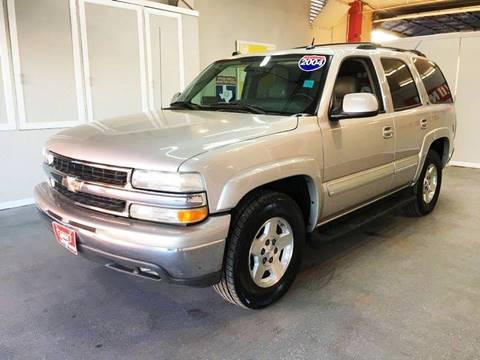 2004 Chevrolet Tahoe for sale at LUNA CAR CENTER in San Antonio TX