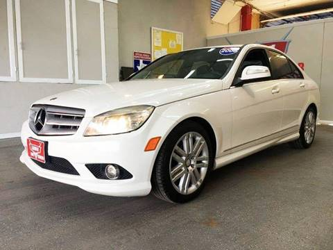 2008 Mercedes-Benz C-Class for sale at LUNA CAR CENTER in San Antonio TX